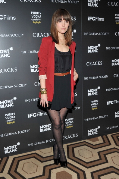 "Black Color「The Cinema Society & Montblanc Host A Screening Of ""Cracks"" - Arrivals」:写真・画像(13)[壁紙.com]"