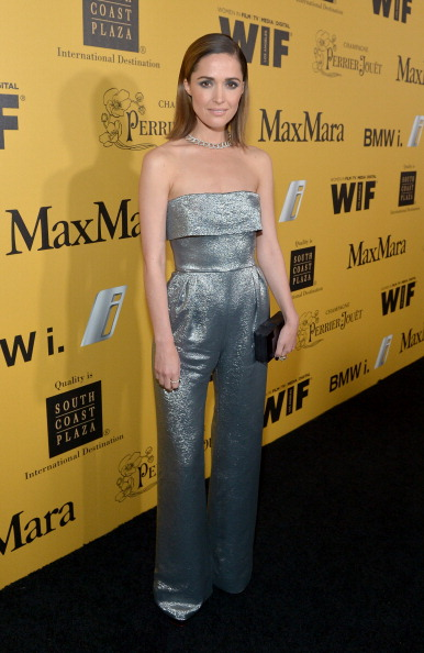Rose Byrne「Women In Film 2014 Crystal + Lucy Awards Presented By MaxMara, BMW, Perrier-Jouet And South Coast Plaza - Red Carpet」:写真・画像(11)[壁紙.com]