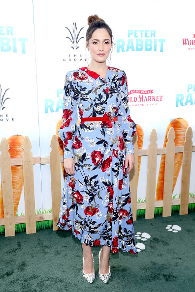Floral Pattern「Peter Rabbit Movie Premiere Sponsored by Cost Plus World Market」:写真・画像(10)[壁紙.com]
