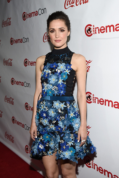 Rose Byrne「CinemaCon 2015 - The CinemaCon Big Screen Achievement Awards Brought To You By The Coca-Cola Company - Red Carpet」:写真・画像(7)[壁紙.com]