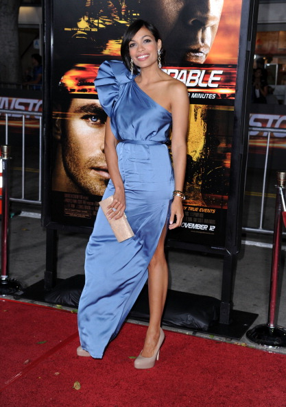 "Slit - Clothing「Premiere Of Twentieth Century Fox's ""Unstoppable"" - Arrivals」:写真・画像(18)[壁紙.com]"