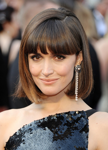 Bangs「84th Annual Academy Awards - Arrivals」:写真・画像(16)[壁紙.com]