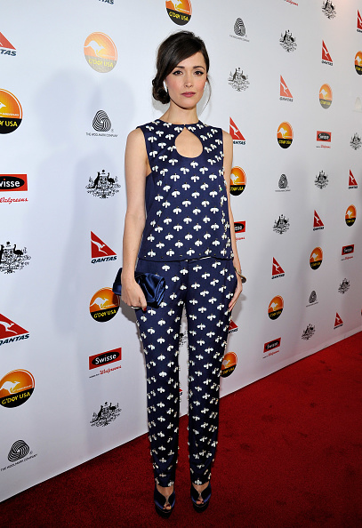 Straight leg pants「2013 G'Day USA Los Angeles Black Tie Gala - Red Carpet」:写真・画像(14)[壁紙.com]