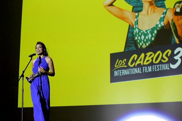 Baja California Peninsula「Rosario Dawson Attends The Los Cabos International Film Festival Closing Night Gala In Cabo San Lucas, Mexico」:写真・画像(9)[壁紙.com]