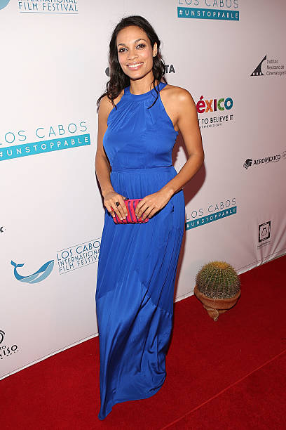 Rosario Dawson Attends The Los Cabos International Film Festival Closing Night Gala In Cabo San Lucas, Mexico:ニュース(壁紙.com)