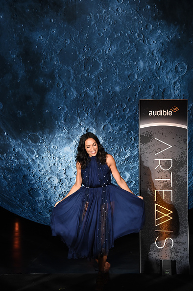 Hudson River Park「Museum of Artemis: Life on the Moon, Presented by Audible Opening Event at the Classic Car Club of Manhattan in New York City」:写真・画像(17)[壁紙.com]