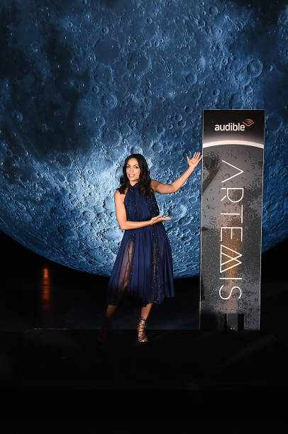 Hudson River Park「Museum of Artemis: Life on the Moon, Presented by Audible Opening Event at the Classic Car Club of Manhattan in New York City」:写真・画像(15)[壁紙.com]