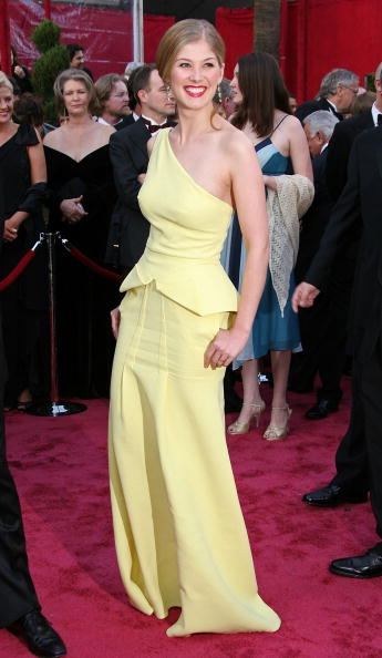 Yellow「80th Annual Academy Awards - Arrivals」:写真・画像(4)[壁紙.com]