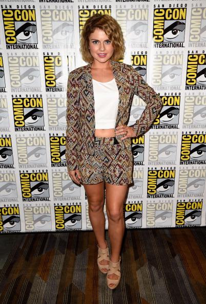 "Rose McIver「""Frank Miller's Sin City: A Dame To Kill For"" Press Line - Comic-Con International 2014」:写真・画像(5)[壁紙.com]"