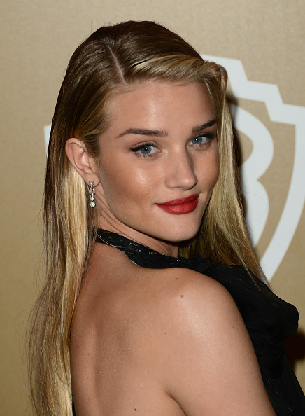 Rosie Huntington-Whiteley「14th Annual Warner Bros. And InStyle Golden Globe Awards After Party - Arrivals」:写真・画像(1)[壁紙.com]