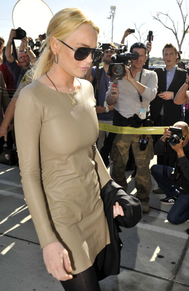 Aviator Glasses「Lindsay Lohan Preliminary Hearing」:写真・画像(10)[壁紙.com]