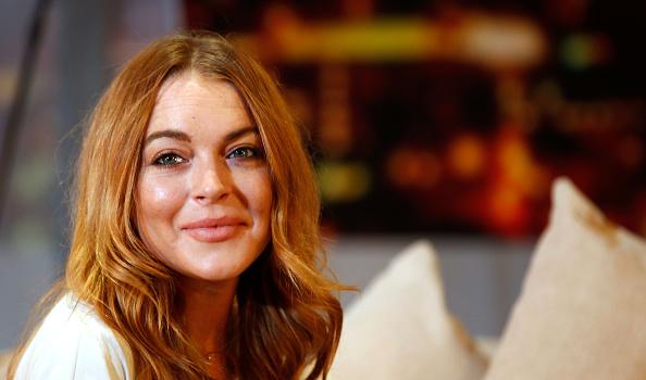 "Lindsay Lohan「""Speed The Plow"" - Photocall」:写真・画像(1)[壁紙.com]"