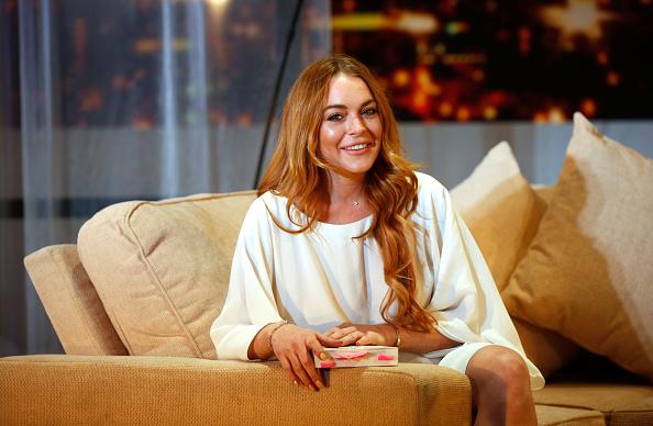 "Lindsay Lohan「""Speed The Plow"" - Photocall」:写真・画像(2)[壁紙.com]"