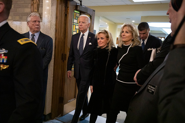 Dearborn - Michigan「Funeral Service Held For Rep. John Dingell In Michigan」:写真・画像(19)[壁紙.com]