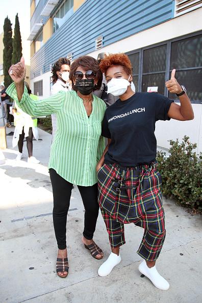 Rich Fury「Janelle Monae, Angela Rye And Congresswoman Maxine Waters Host Wondalnd's #WONDALUNCH Los Angeles」:写真・画像(9)[壁紙.com]