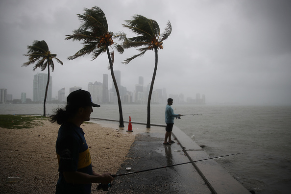 Miami「Tropical Storm Gordon Brings Rain To Southern Florida」:写真・画像(16)[壁紙.com]