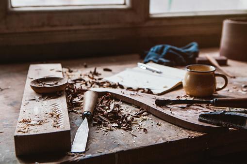 Chisel「Carpenter Worktools」:スマホ壁紙(9)