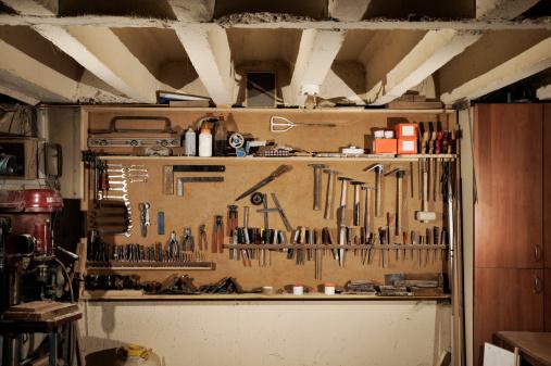Garage「carpenter workshop」:スマホ壁紙(14)