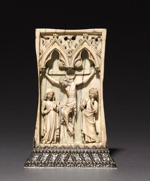 Circa 14th Century「Plaque: The Crucifixion」:写真・画像(19)[壁紙.com]