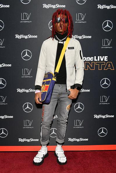 Sandal「Rolling Stone Live: Atlanta」:写真・画像(11)[壁紙.com]
