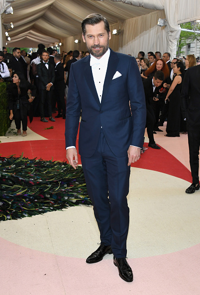 "Blue Pants「""Manus x Machina: Fashion In An Age Of Technology"" Costume Institute Gala - Arrivals」:写真・画像(7)[壁紙.com]"