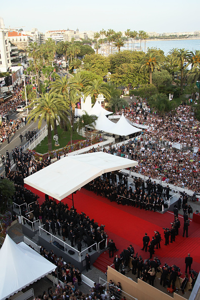 High Angle View「Vengeance Premiere  - 2009 Cannes Film Festival」:写真・画像(14)[壁紙.com]