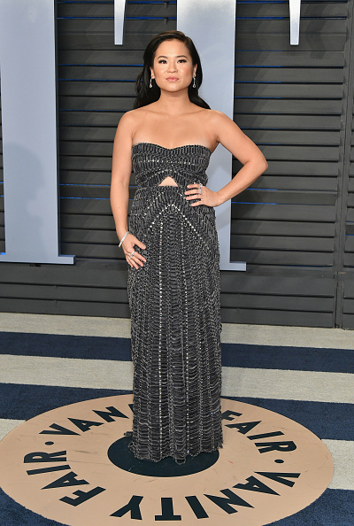 Kelly Marie Tran「2018 Vanity Fair Oscar Party Hosted By Radhika Jones - Arrivals」:写真・画像(7)[壁紙.com]