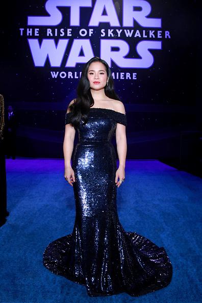 "Kelly Marie Tran「Premiere Of Disney's ""Star Wars: The Rise Of Skywalker"" - Red Carpet」:写真・画像(2)[壁紙.com]"
