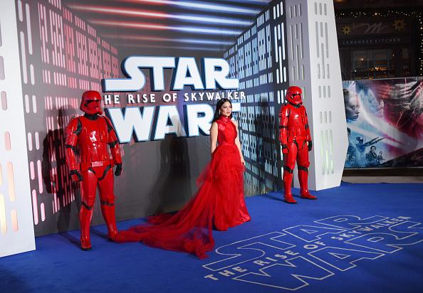 """スター・ウォーズ・シリーズ「European Premiere of """"Star Wars: The Rise of Skywalker""""」:写真・画像(11)[壁紙.com]"""