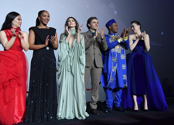 """スター・ウォーズ・シリーズ「European Premiere of """"Star Wars: The Rise of Skywalker""""」:写真・画像(16)[壁紙.com]"""