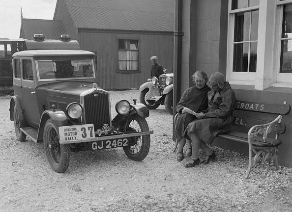 Bench「Wolseley Hornet」:写真・画像(19)[壁紙.com]