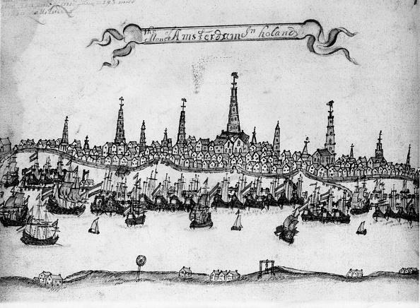 17th Century「Amsterdam」:写真・画像(0)[壁紙.com]