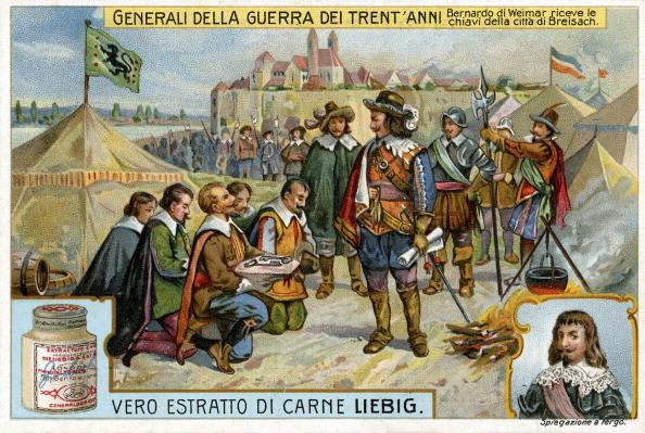 17th Century「Generals of the Thirty Years' War: Bernard of Saxe-Weimar」:写真・画像(6)[壁紙.com]