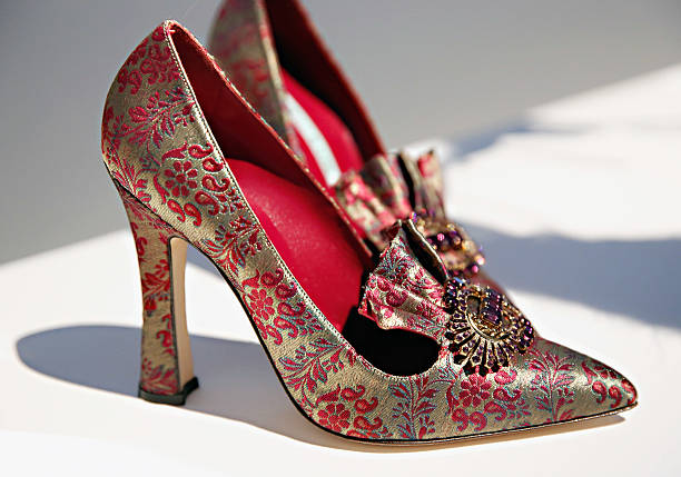 Manolo Blahnik - Presentation - Mercedes-Benz Fashion Week Fall 2014:ニュース(壁紙.com)