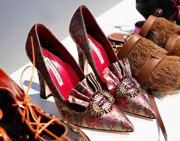 Manolo Blahnik - Designer Label「Manolo Blahnik - Presentation - Mercedes-Benz Fashion Week Fall 2014」:写真・画像(13)[壁紙.com]