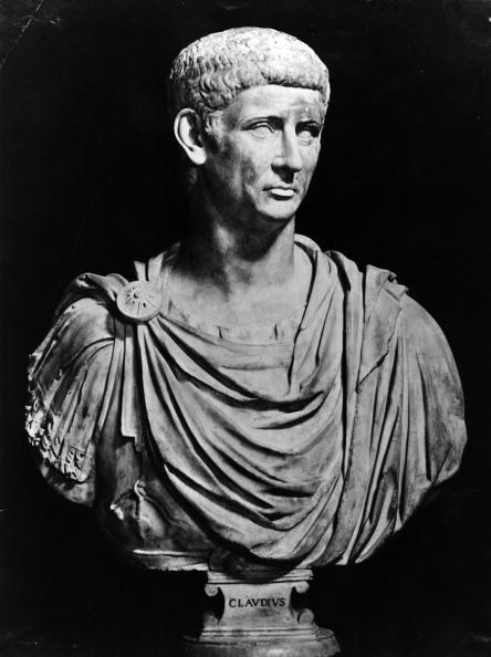 Emperor「Bust Of Claudius」:写真・画像(5)[壁紙.com]