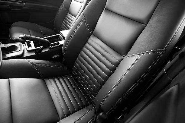 leather car seats close up:スマホ壁紙(壁紙.com)