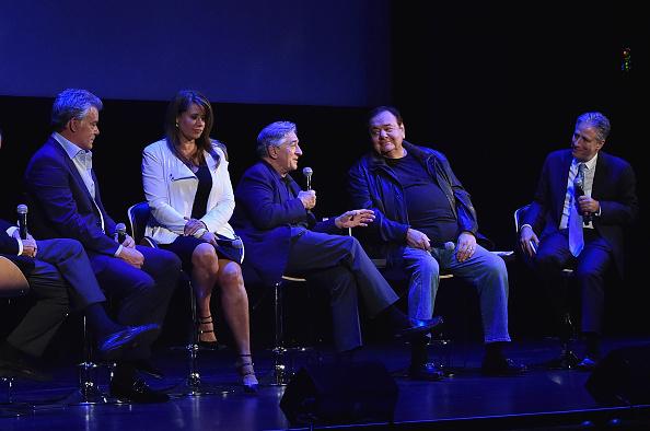 ロレイン ブラッコ「Closing Night Screening Of 'Goodfellas' - 2015 Tribeca Film Festival」:写真・画像(8)[壁紙.com]