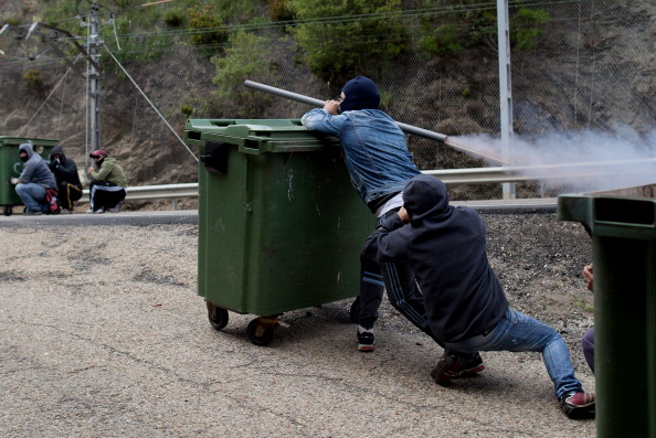 Homemade「Spanish Miners Clash With Police As Nationwide Strike Continues」:写真・画像(7)[壁紙.com]