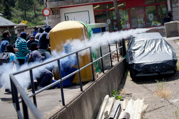 Homemade「Spanish Miners Clash With Police As Nationwide Strike Continues」:写真・画像(8)[壁紙.com]
