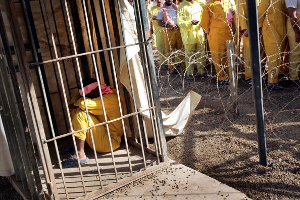 Abu Ghraib Prison「Abu Ghraib Prison Population Nearly Doubles in 2005」:写真・画像(4)[壁紙.com]