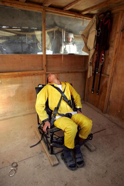 Baghdad「Abu Ghraib Prison Population Nearly Doubles in 2005」:写真・画像(2)[壁紙.com]