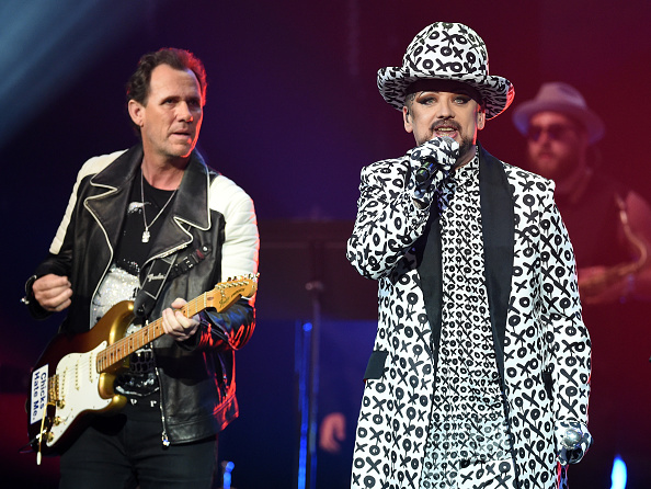 Culture Club「Culture Club And Groves In Concert At Palms Casino Resort」:写真・画像(3)[壁紙.com]