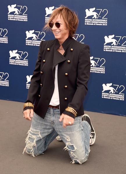 ジャンナ・ナンニーニ「'Janis' Photocall - 72nd Venice Film Festival」:写真・画像(3)[壁紙.com]