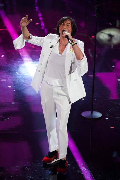 ジャンナ・ナンニーニ「Sanremo 2018 - Day 4」:写真・画像(16)[壁紙.com]