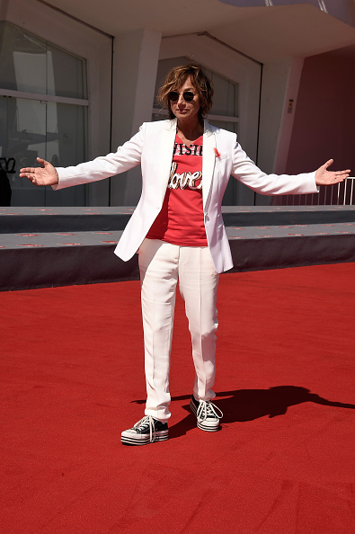 ジャンナ・ナンニーニ「'Janis' Premiere - 72nd Venice Film Festival」:写真・画像(12)[壁紙.com]