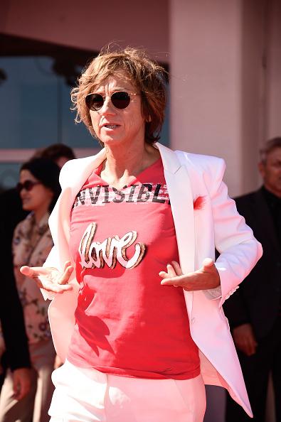 ジャンナ・ナンニーニ「'Janis' Premiere - 72nd Venice Film Festival」:写真・画像(5)[壁紙.com]