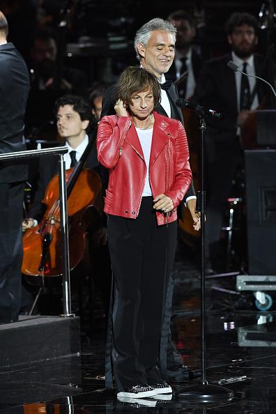 ジャンナ・ナンニーニ「Bocelli And Zanetti Night - Concert」:写真・画像(9)[壁紙.com]