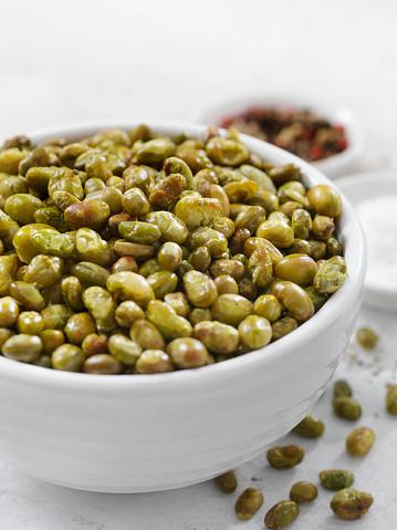 Ketogenic Diet「Salt and Pepper Roasted Edamame Beans」:スマホ壁紙(5)