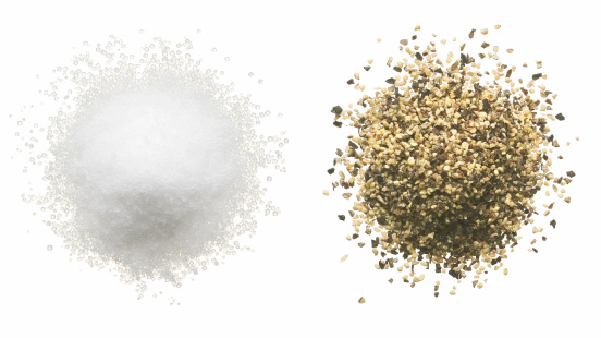 Pepper - Seasoning「Salt and Pepper」:スマホ壁紙(1)